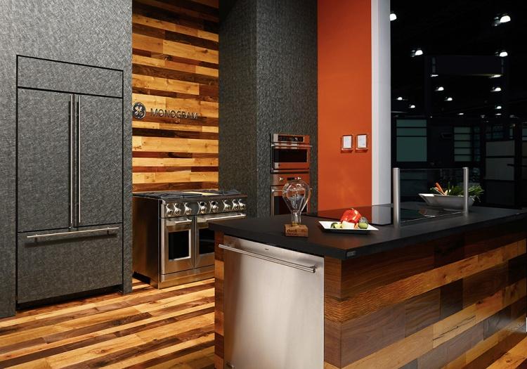 GE Monogram booth at 2014 Dwell on Design