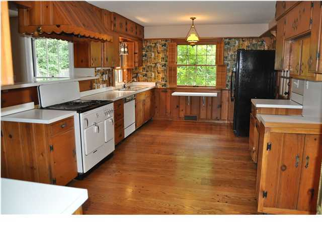 Does your kitchen look this outdated?