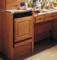 GE Monogram ADA compliant dishwasher