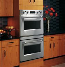 GE Monogram Double Wall Oven. Monogram.com