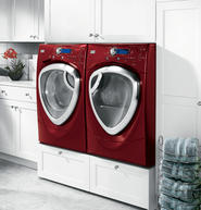 GE frontload laundry pair
