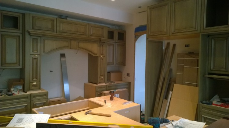 November Update On Steffen Kitchen Remodel Save Room For