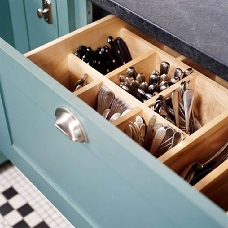 Clever kitchen storage Save Room For Design – Clever Kitchen Storage