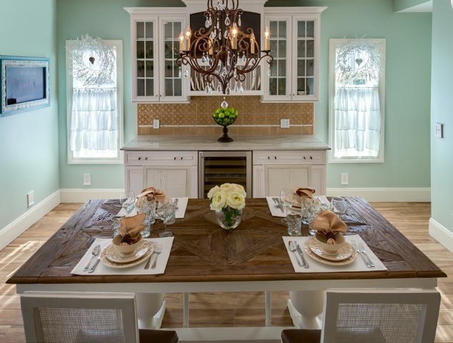 2015 Award Winning Project - Christine Baumann Interiors, LLC 2