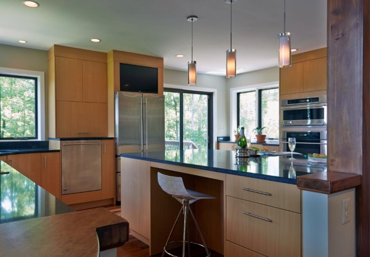 Second place winner - Best Contemporary Kitchen Design