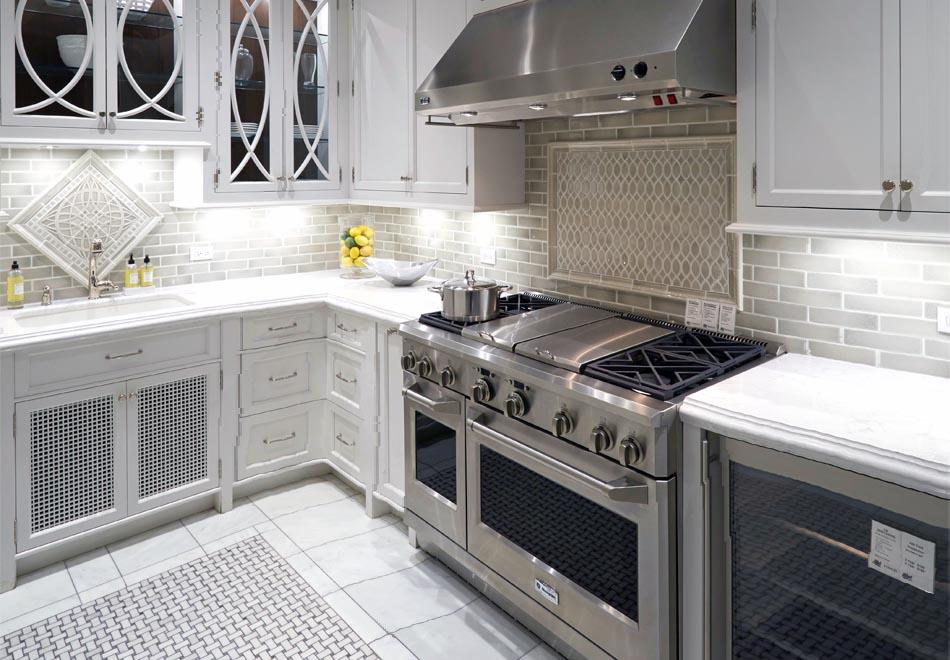 First place winner - Best Showroom Kitchen Design