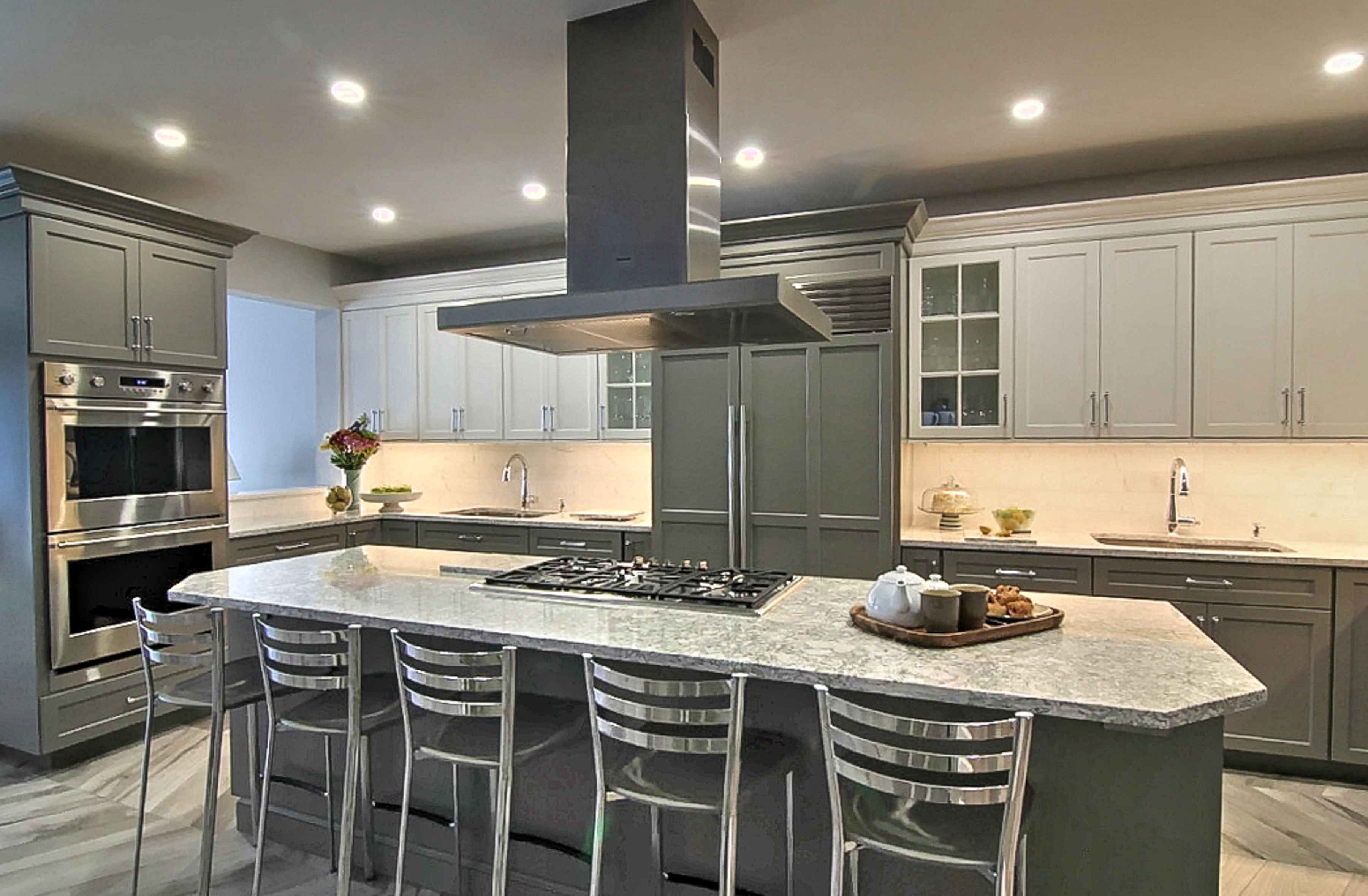 Monogram Elevates A Kosher Kitchen With Grand Gourmet Style Save Room For Design